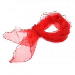 Etole rouge avec perles