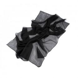 Foulard Etole foulard noir léger