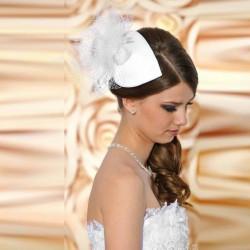 Accessoire de coiffure pour la mariée