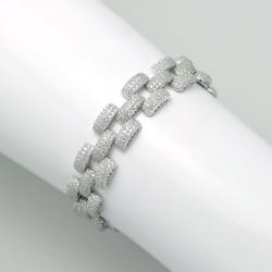 Bracelet en cristal CZECH