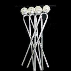 4 épingles cheveux perles mariage