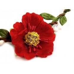 Couronne de fleurs roses/ Mariage champêtre, naturel, romantique, vintage