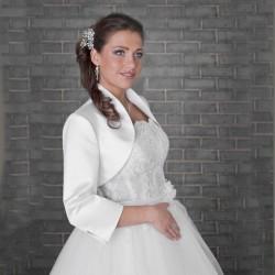 Boléro de mariée